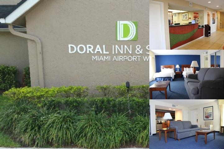 Doral Inn & Suites Miami Airport West photo collage