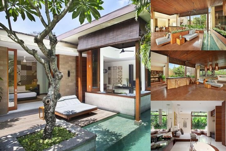 The Elysian Boutique Villa Hotel photo collage