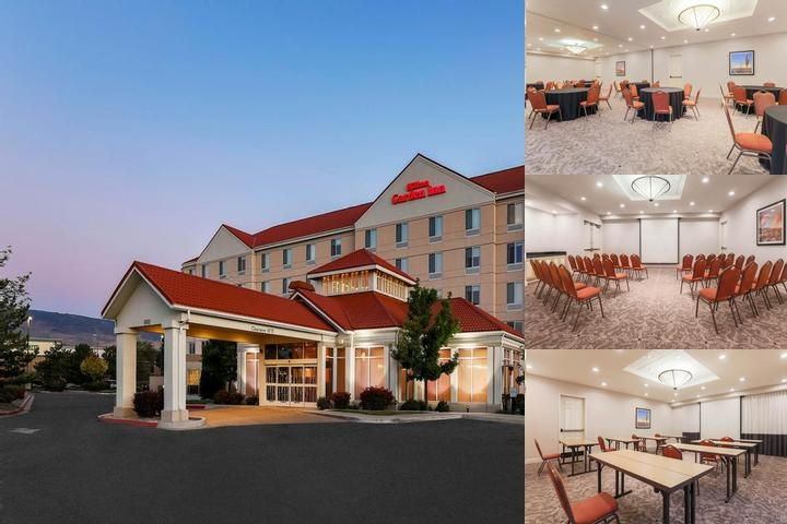 Hilton Garden Inn Reno photo collage