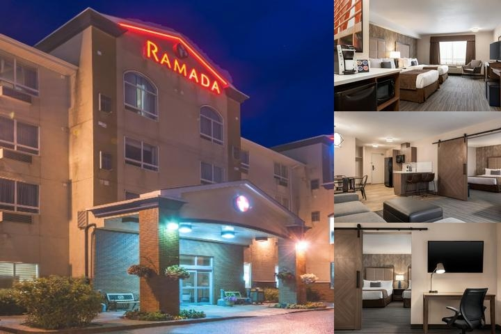 Ramada Airdrie photo collage