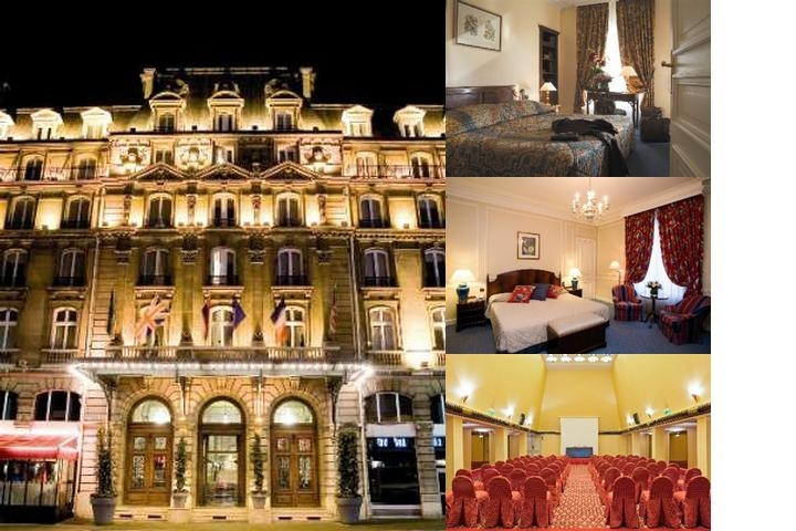 Hilton Paris Opera photo collage