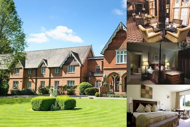 Audleys Wood Hotel photo collage