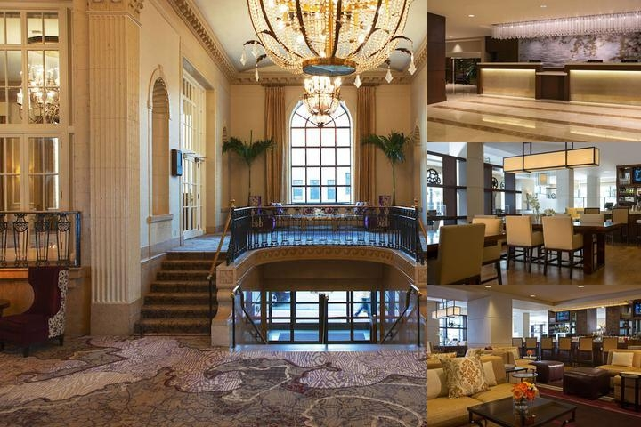 Peoria Marriott Pere Marquette photo collage