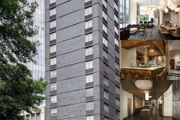 Hilton Garden Inn Long Island City Manhattan View photo collage