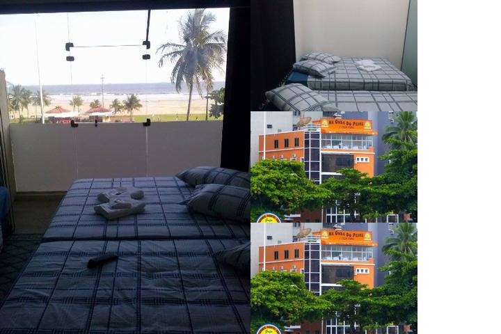 Na Onda Do Peixe Hotel photo collage