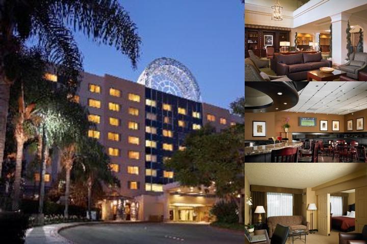 Sheraton Fairplex Hotel Conference Center Pomona Ca 601 West Mckinley 91768