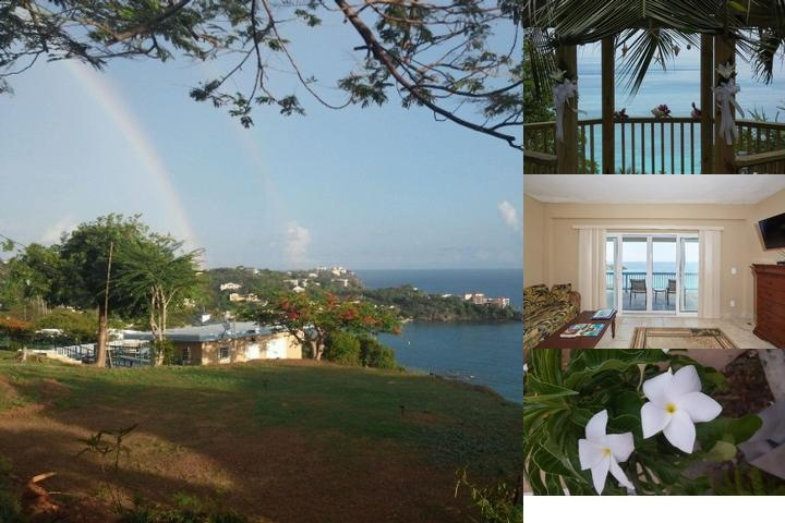 Paradise Cove Cottages photo collage