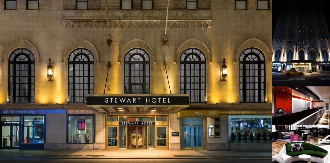 STEWART HOTEL - New York NY 371 7th 10001