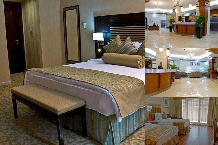 Chelsea Garden Hotel Apartments photo collage