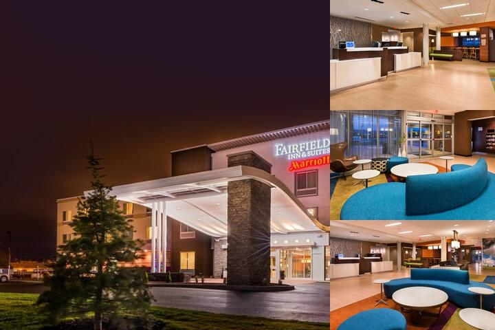 Fairfield Inn & Suites Utica photo collage