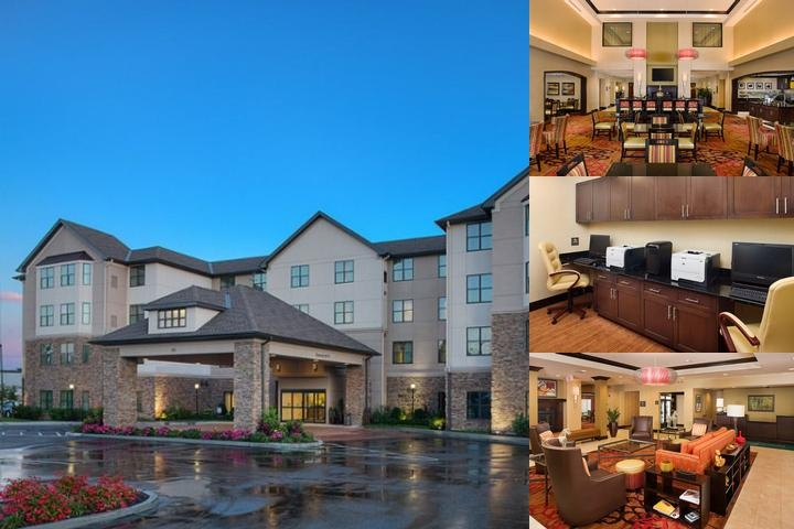 Homewood Suites Carle Place Garden City photo collage