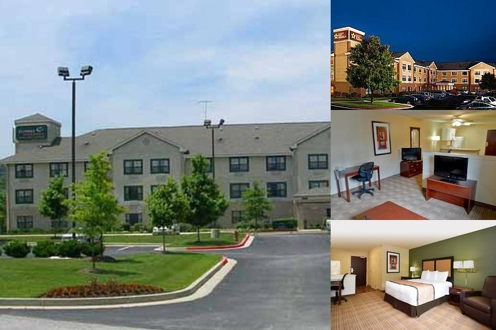 Extended Stay America Timonium photo collage