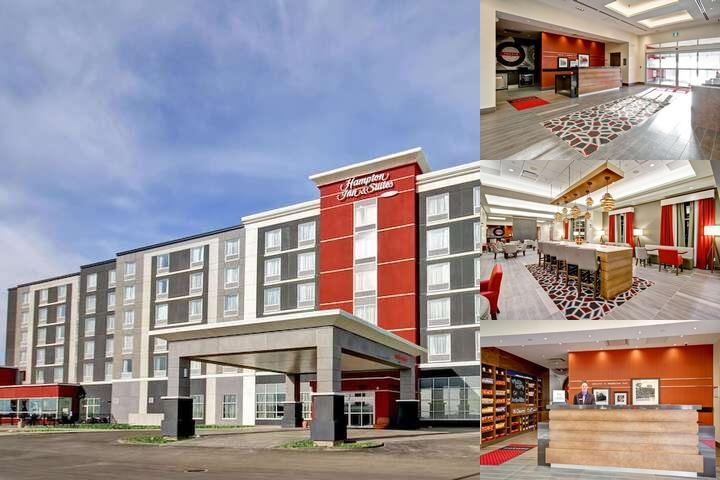 Hampton Inn & Suites Medicine Hat photo collage