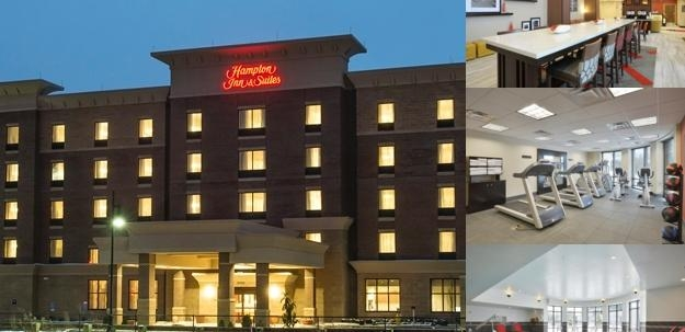 Hampton Inn & Suites Cincinnati Kenwood photo collage