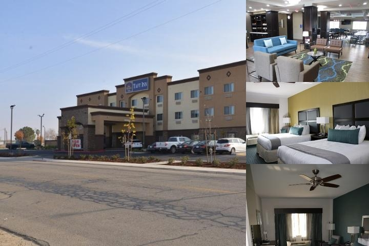 Best Western Plus Taft Inn photo collage