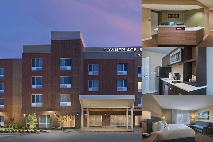 Towneplace Suites by Marriott Columbia photo collage