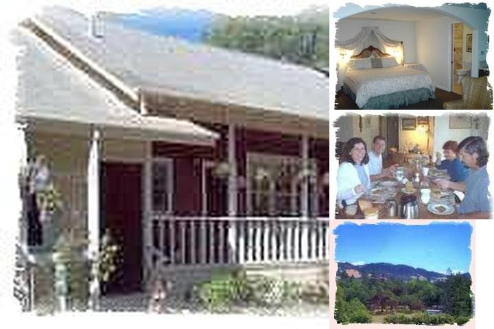 Melitta Station Inn photo collage