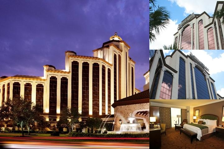 L'auberge Casino Resort Lake Charles photo collage
