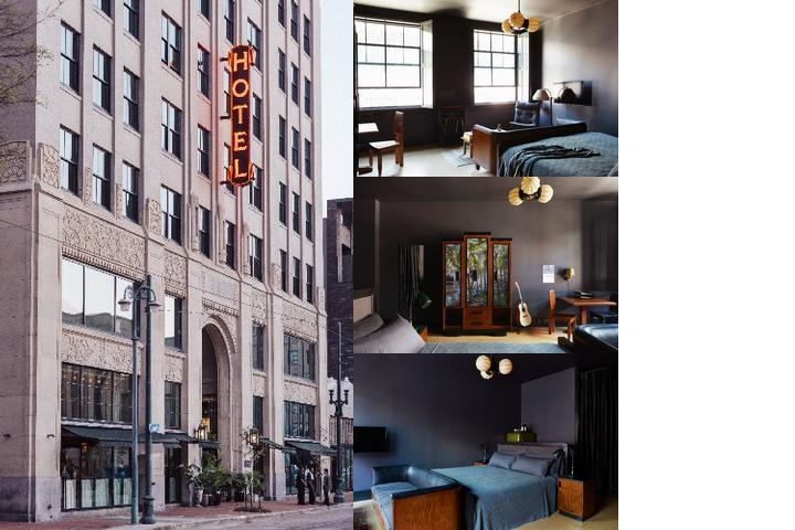 Ace Hotel New Orleans photo collage