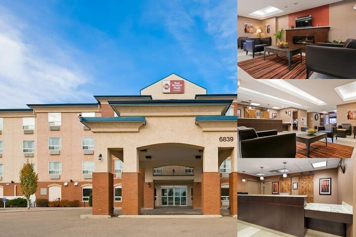 Best Western Plus Red Deer Inn & Suites photo collage