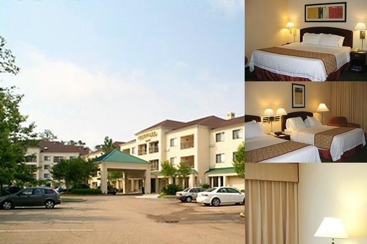 Covington Courtyard by Marriott photo collage