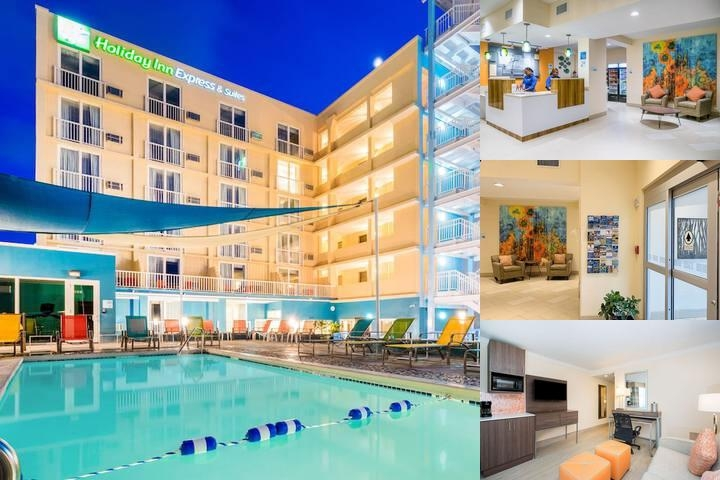 Holiday Inn Express & Suites Nassau photo collage