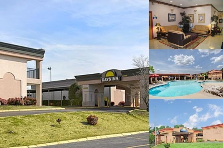 Days Inn Duke University photo collage
