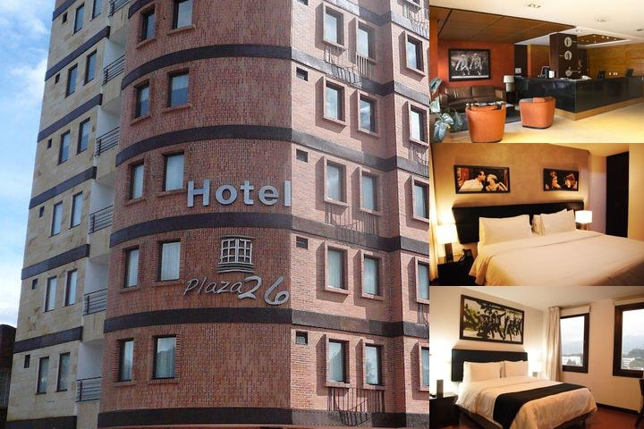 Hotel Charlotte photo collage