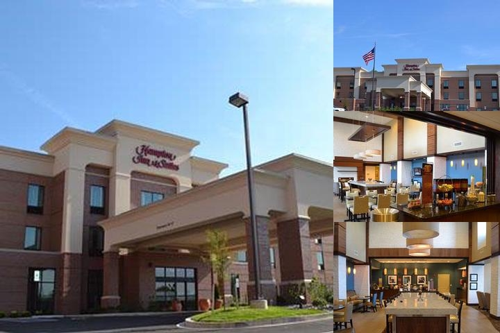 Hampton Inn & Suites Edgewood / Aberdeen South photo collage