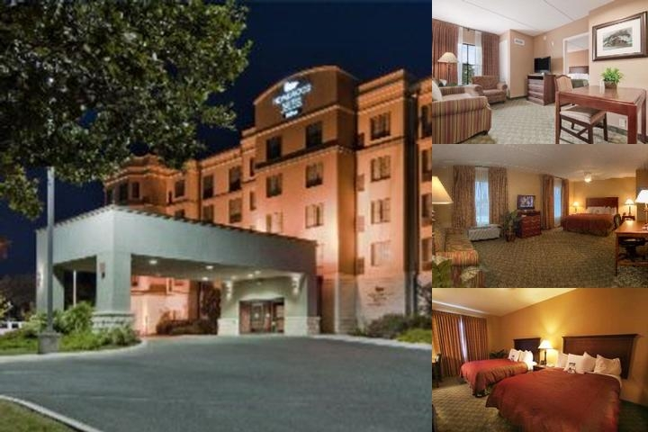 Homewood Suites North at Stone Oak photo collage