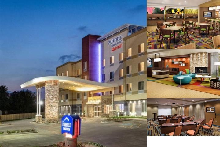 Fairfield Inn & Suites Panama City Beach photo collage