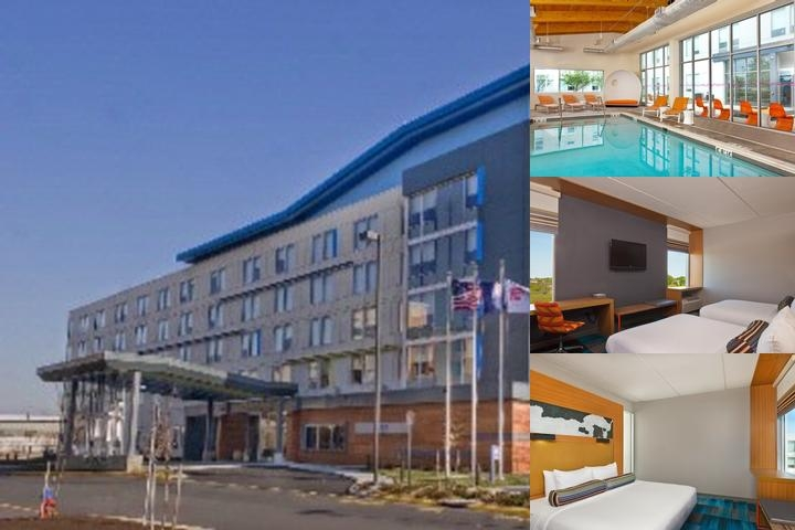 Aloft Bolingbrook photo collage