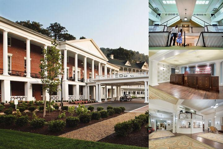 Omni Bedford Springs Resort & Spa photo collage