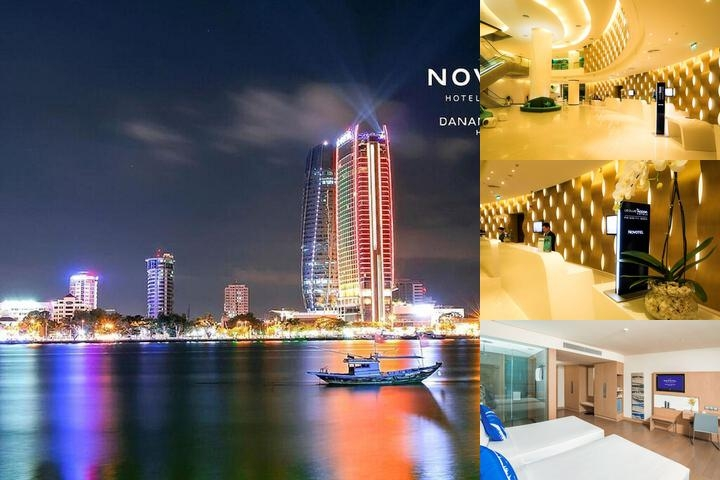 Novotel Danang Premier Han River photo collage