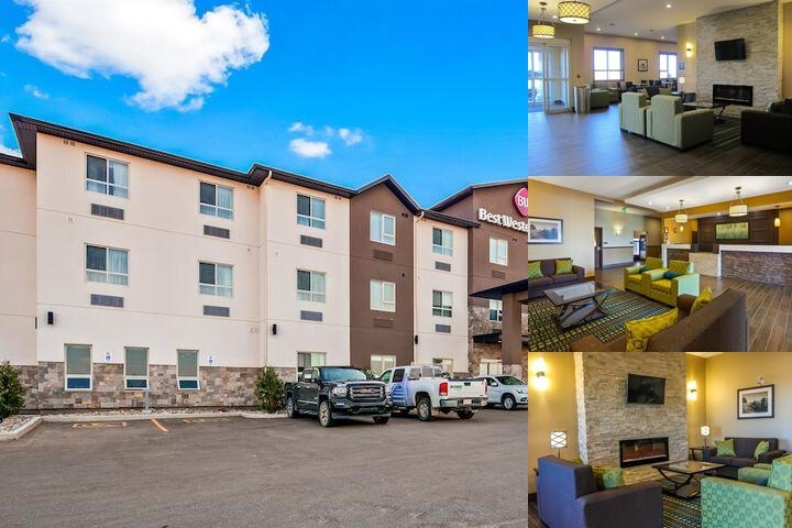 Best Western Plus Moosomin Hotel photo collage