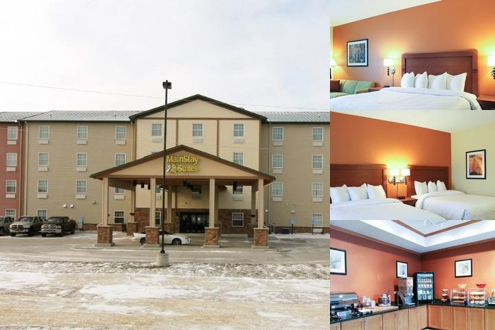 Mainstay Suites Tioga photo collage