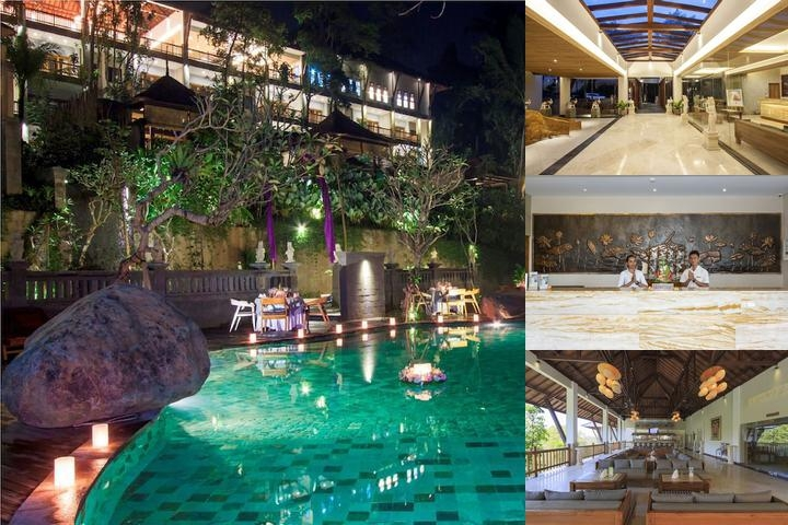 The Lokha Ubud Resorts Villa & Spa photo collage