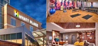 Hyatt Place Salt Lake City / Lehi photo collage