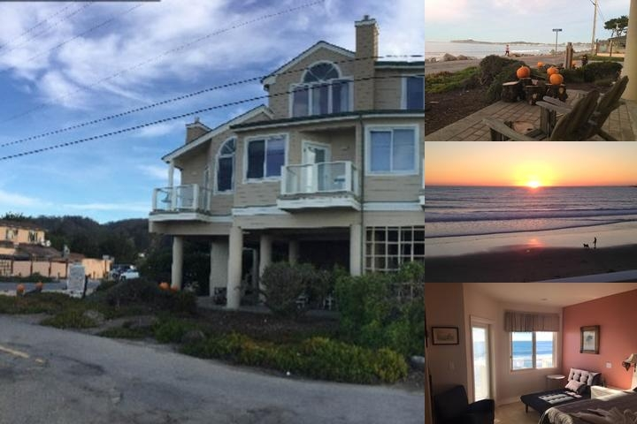 The Oceanfront Hotel photo collage