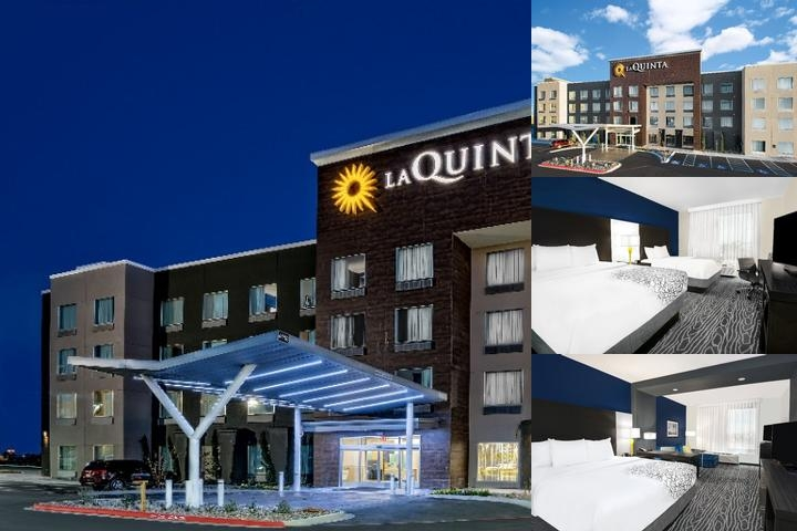 La Quinta Inn & Suites Odessa Sienna Tower photo collage