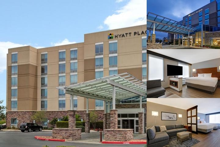 Hyatt Place San Antonio North Stone Oak photo collage