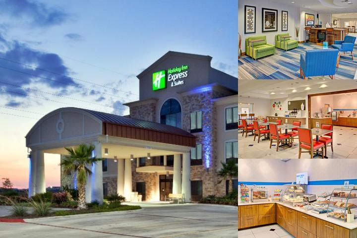 Holiday Inn Express & Suites Hutto photo collage
