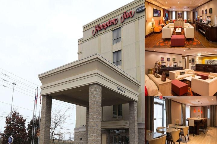 Hampton Inn Toronto Mississauga West photo collage
