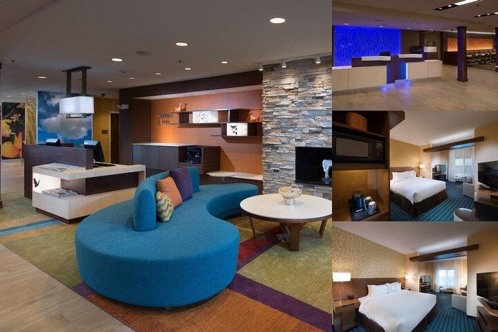 Fairfield Inn & Suites Houma Southeast photo collage