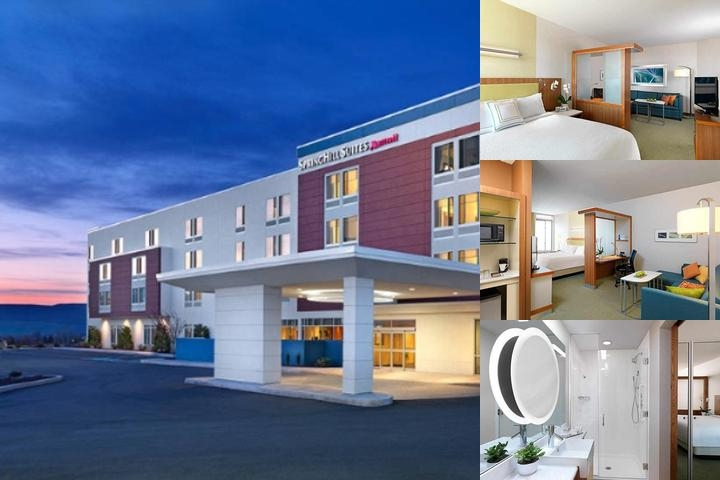 Springhill Suites by Marriott Lumberton photo collage
