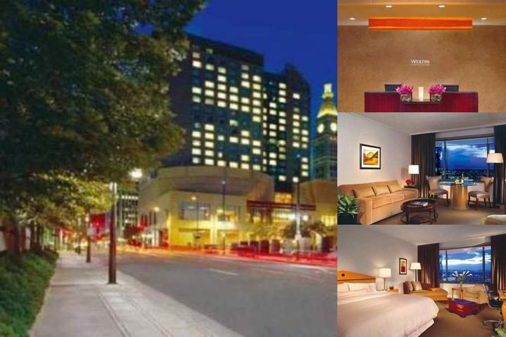 The Westin Denver Downtown photo collage