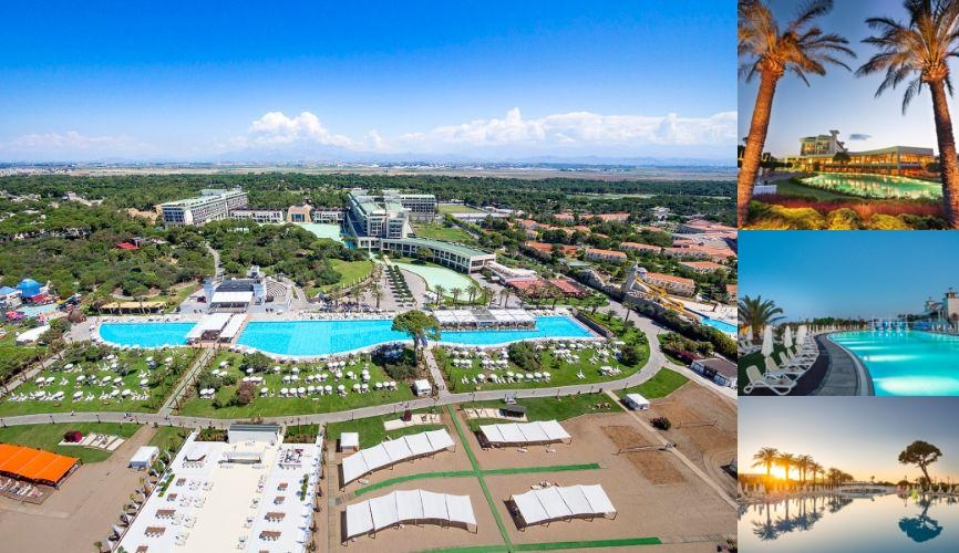 Rixos Premium Belek photo collage