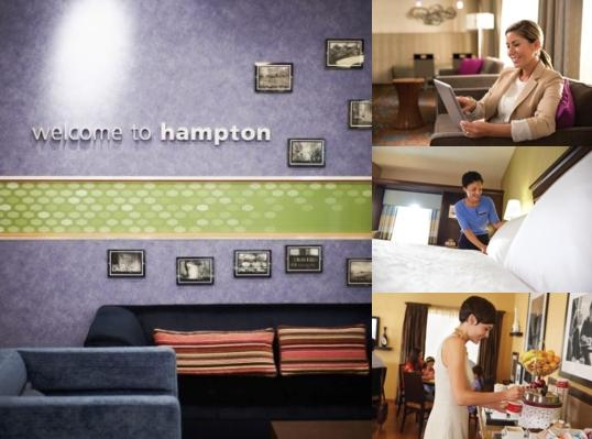 Hampton Inn Pittsburgh / Wexford Sewickley photo collage