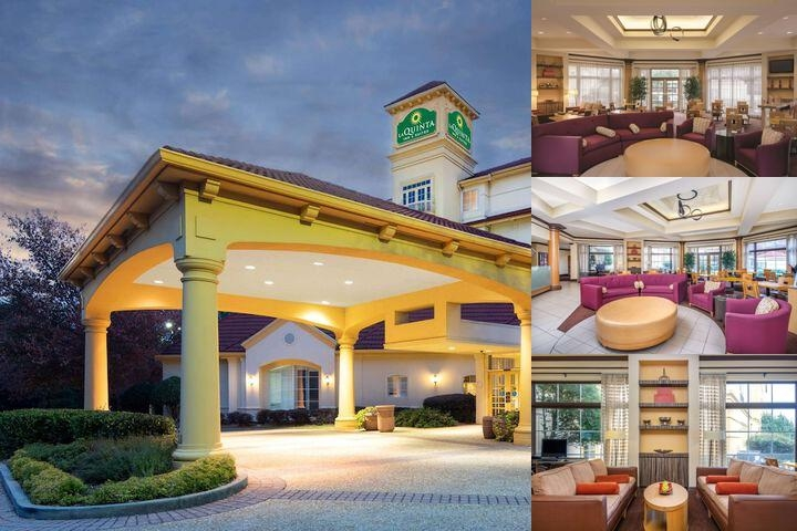 La Quinta Inn & Suites by Wyndham Atlanta Ballpark photo collage