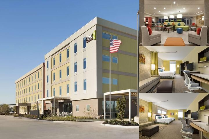 Home2 Suites by Hilton Houston / Pasadena New photo collage